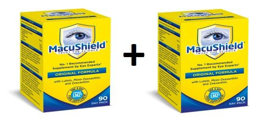 MacuShield - 2 x 90 tablet